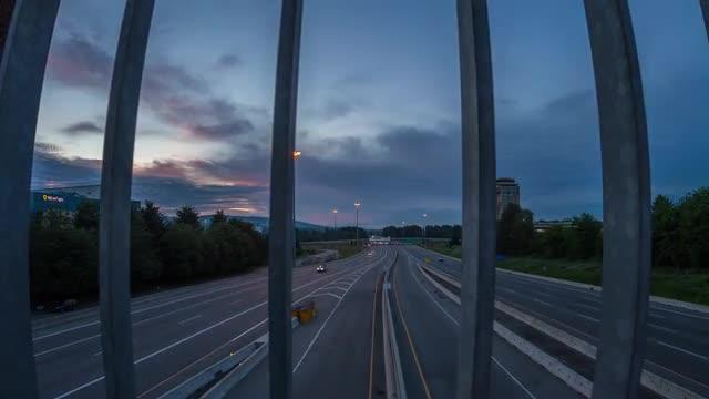 highway traffic stock footage | Nimia com